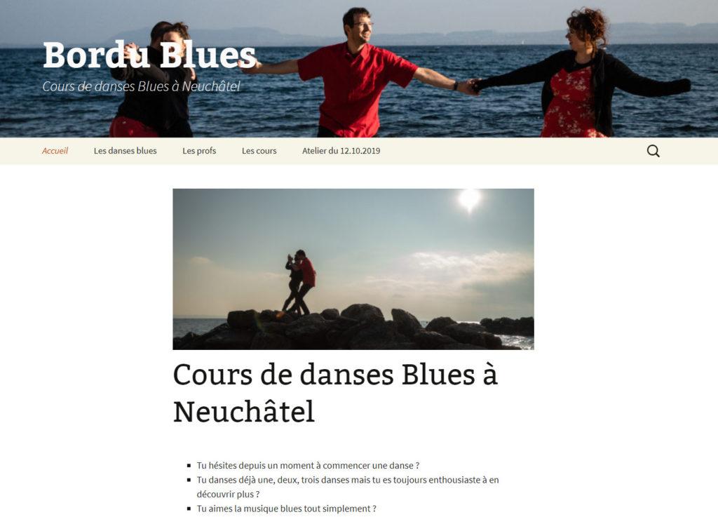 Site Bordu Blues